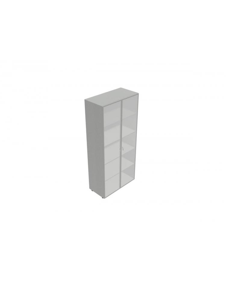 Componenti per mobile alto  anta vetro senza serratura