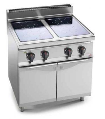 Cucine professionali ad induzione Attrezzature di cottura