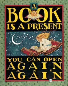 book is a present