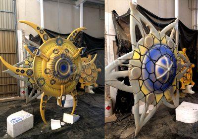 Esculturas porexpan