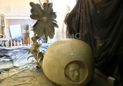 Esculturas temáticas
