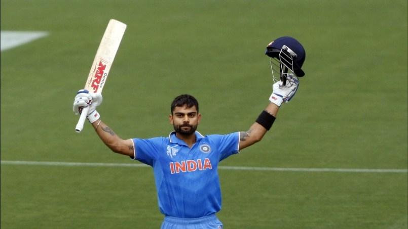 Virat Kohli scores his 29th ODI hundred in 4th ODI vs Sri Lanka