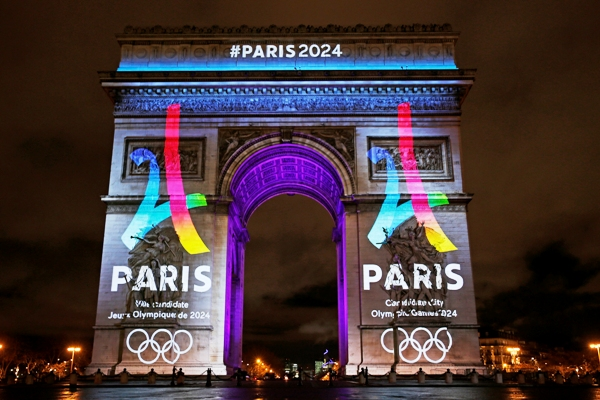 olympic 2024 is going to held on paris