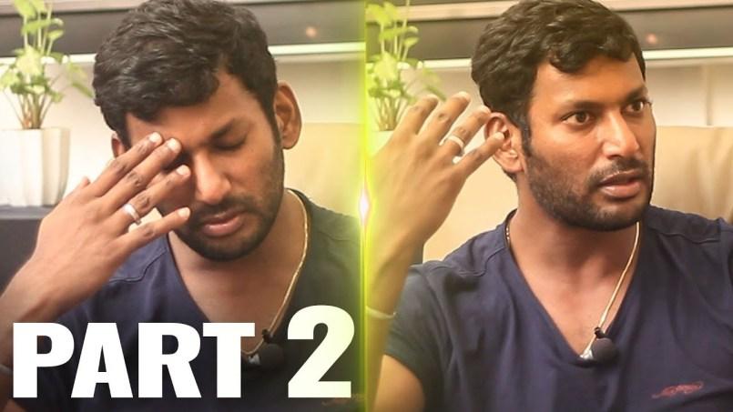 actor vishal confirms thupparivalan 2