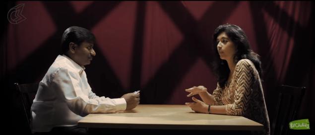 Harija advice to Julie Badhil Kelvigal Put Chutney
