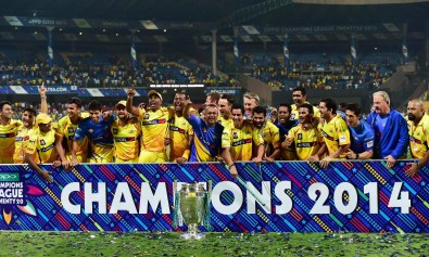 CSK won IPL