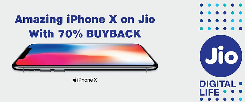 iphone x on jio