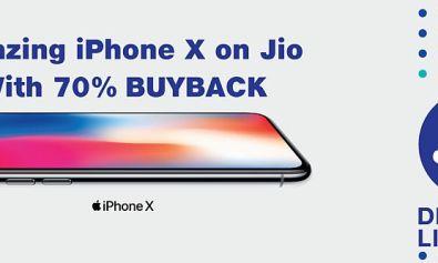 iphone x on jio