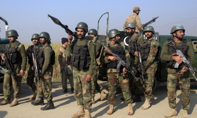 pakistan Army Headquarters