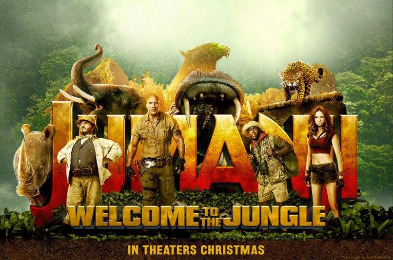 Jumanji - Welcome to the Jungle Tamil and Telugu Trailer