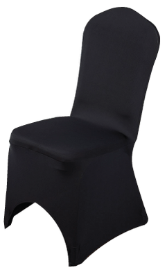 chair covers for rent in trinidad banquet bar dina s decor linen rentals and wedding invitations black spandex