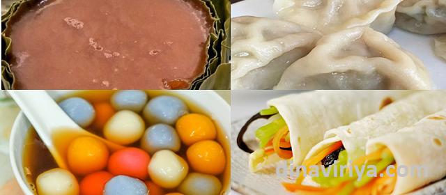 Makanan Tradisional Imlek