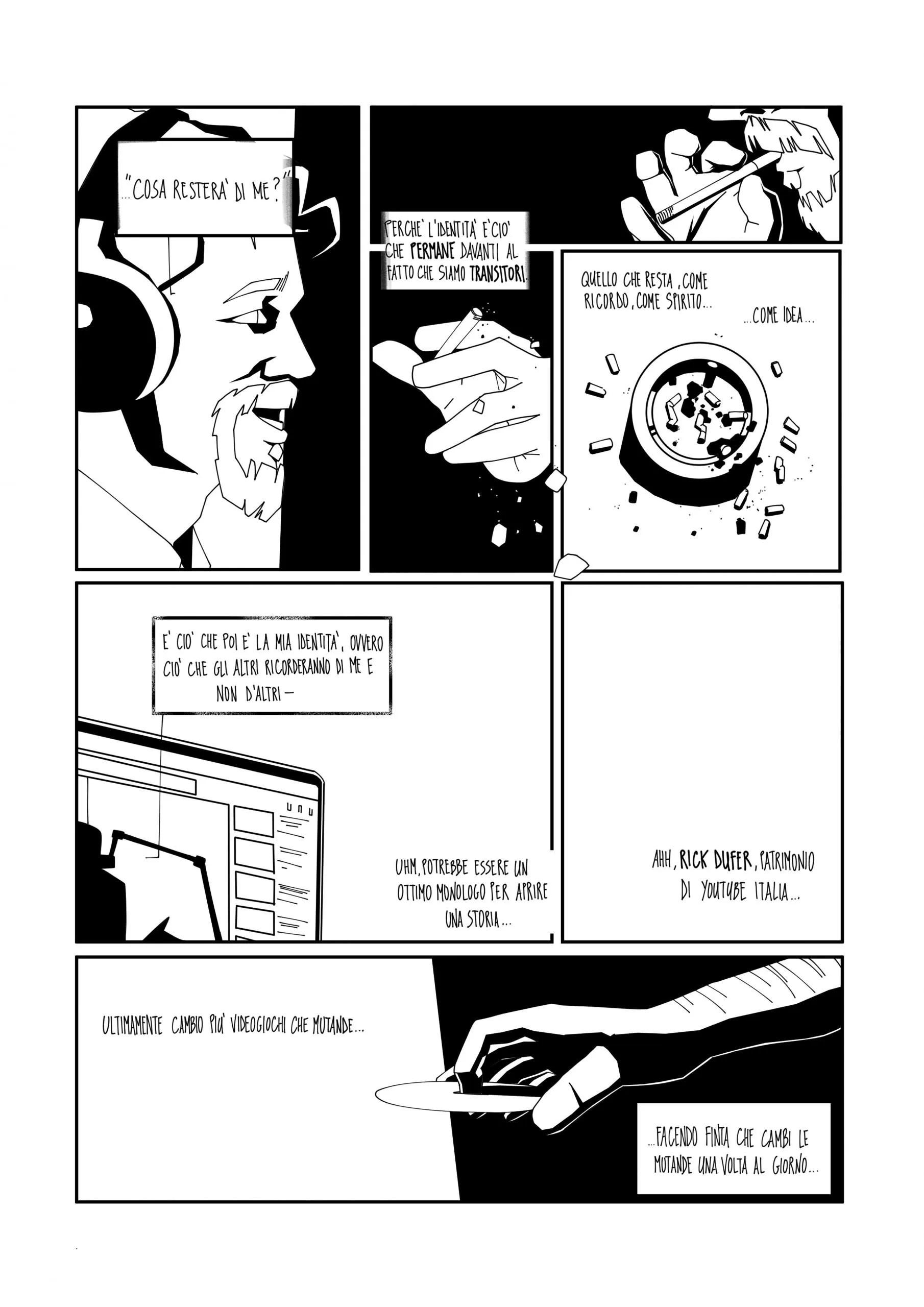 giovanni autiero spazzi dinaz.it blog a fumetti