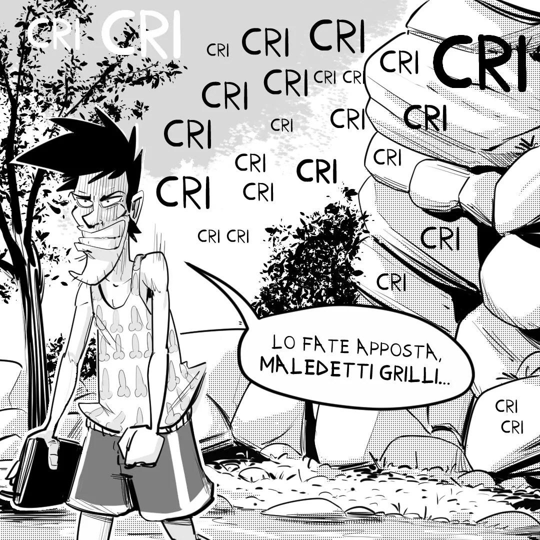 #cricri DINAZ.IT blog a fumetti