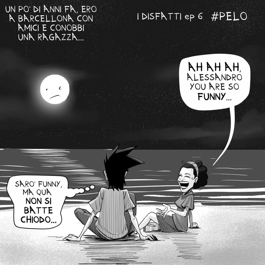 i disfatti - #pelo - dinaz.it il blog a fumetti