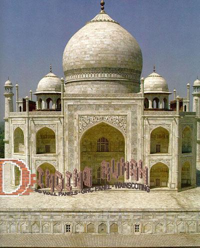 mengenal macam bentuk, model desain kubah masjid grc