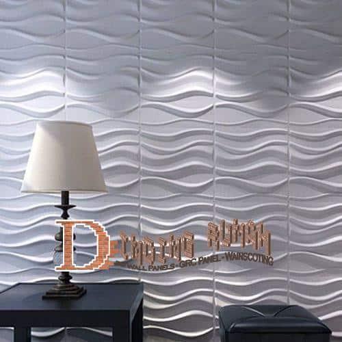 3d wall panel pvc