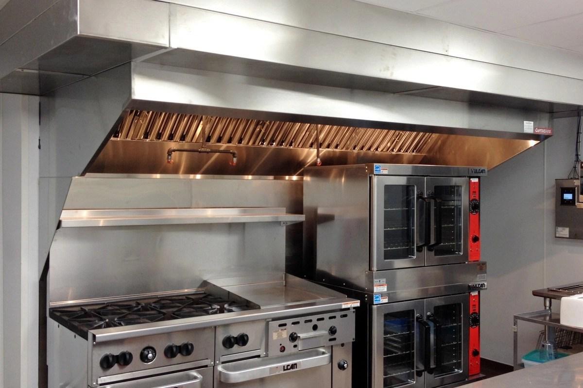 Best Kitchen Gallery: Exhaust Hoods Restaurant Exhaust Systems Custom Hoods of Grease Duct Kitchen Hood Design on rachelxblog.com