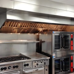 Commercial Kitchen Exhaust System Design Countertops Ideas Hoods Restaurant Systems Custom