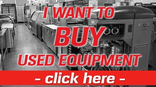kitchen equipment for sale brass pulls used restaurant buy or sell today every piece of is thoroughly tested by our service techs before being offered dine company also purchases commercial