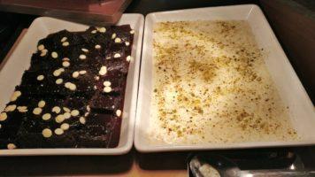 Mud Cake & Payasam