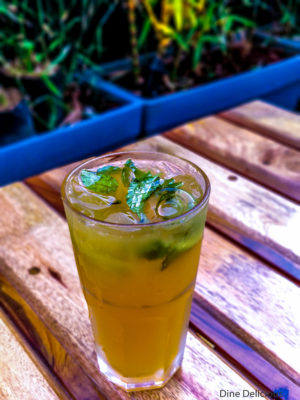 Passion Fruit Quencher