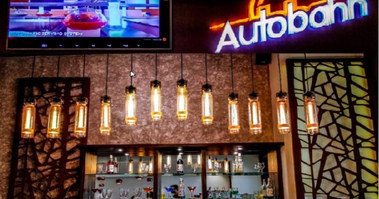 Autobahn, Pune's First Restaurant with Conveyor Belt