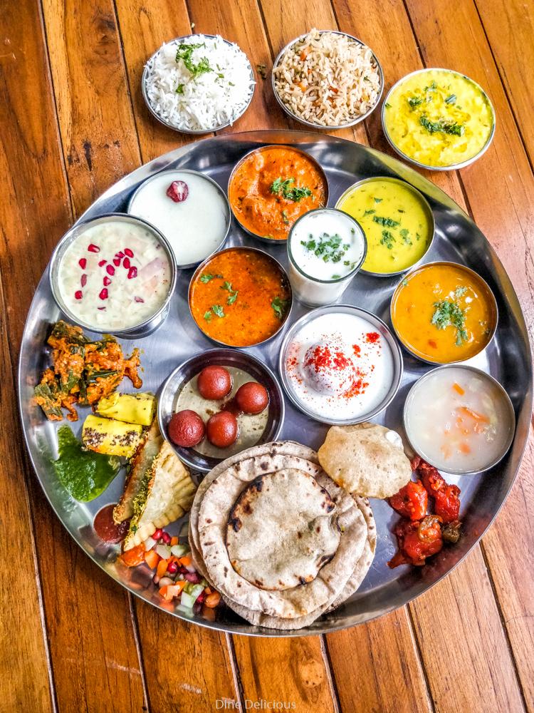 Mahabhog Thali