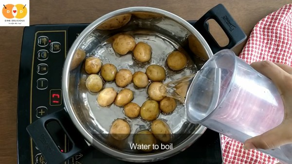 Baked Potatoes Recipe