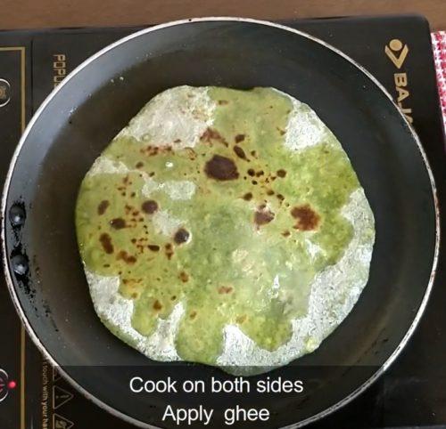 How to make Paneer Paratha at home