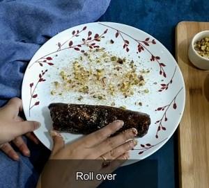 Kahjur Roll Recipe