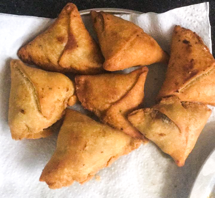 Punjabi Samosa Recipe
