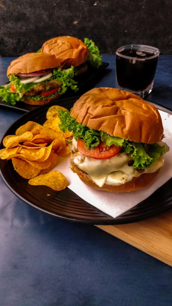 Veggie Burger Recipe