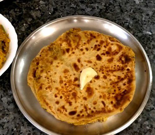 Lauki ka Paratha Recipe