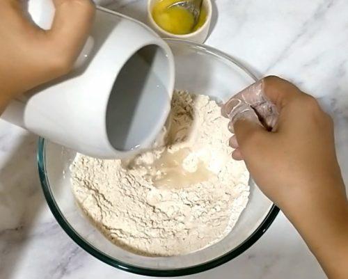 Aloo ka Paratha Dough