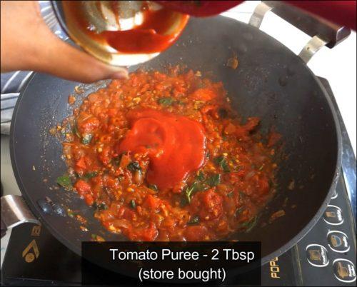 Pasta in Fresh Tomato Sauce