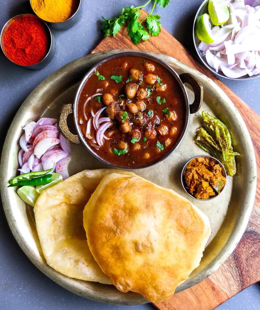 Foolproof Bhatura Recipe