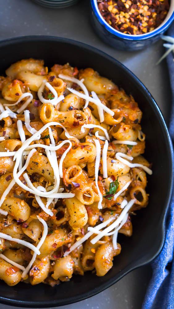 Indian Pasta