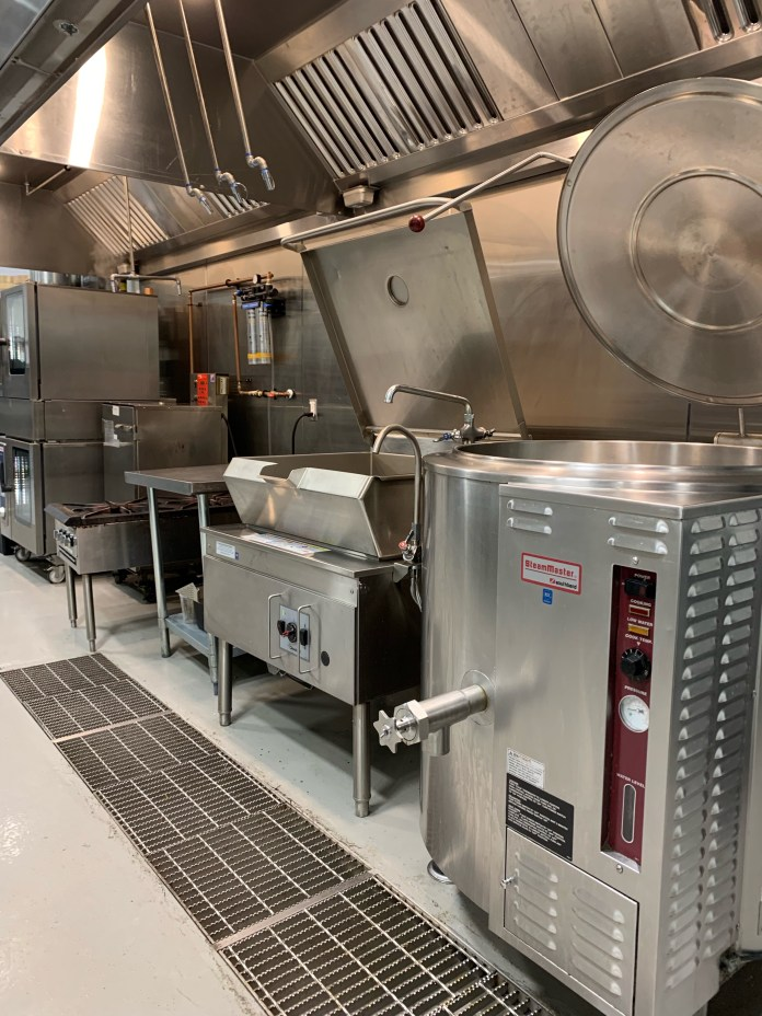 Commissary Kitchen