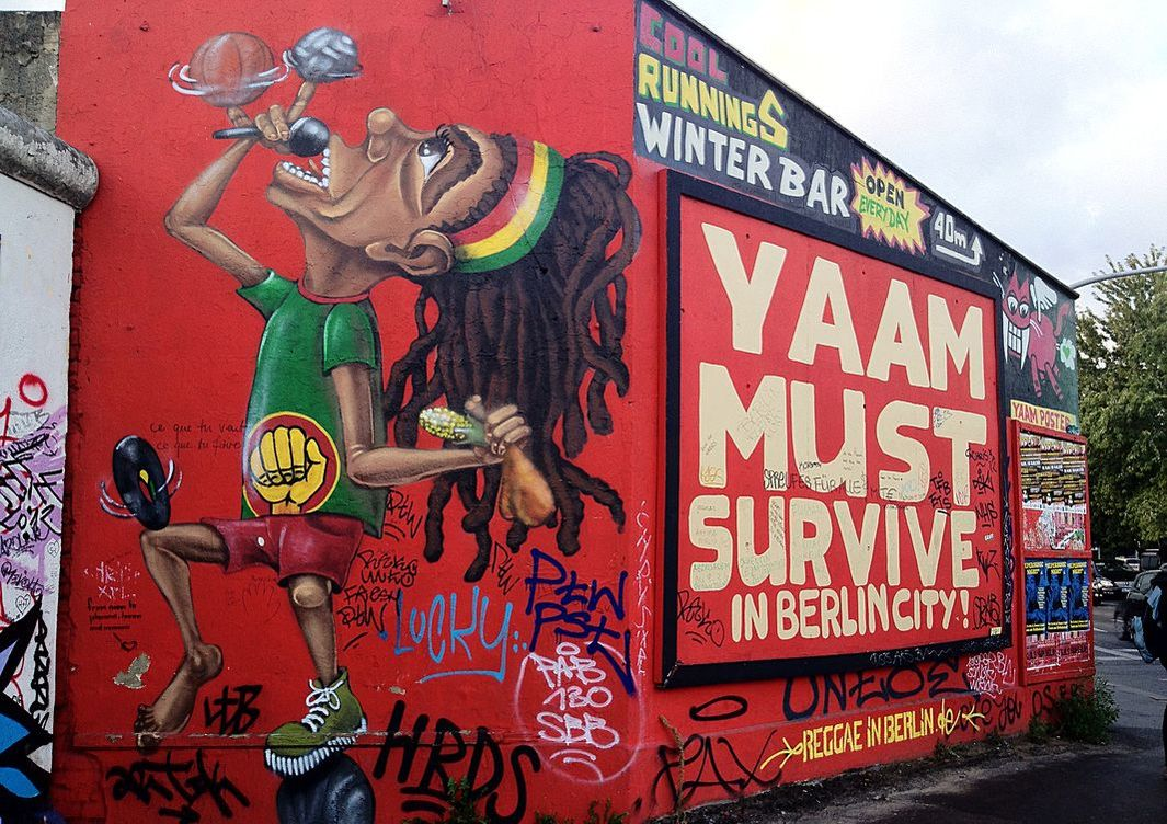 yaam art and signs