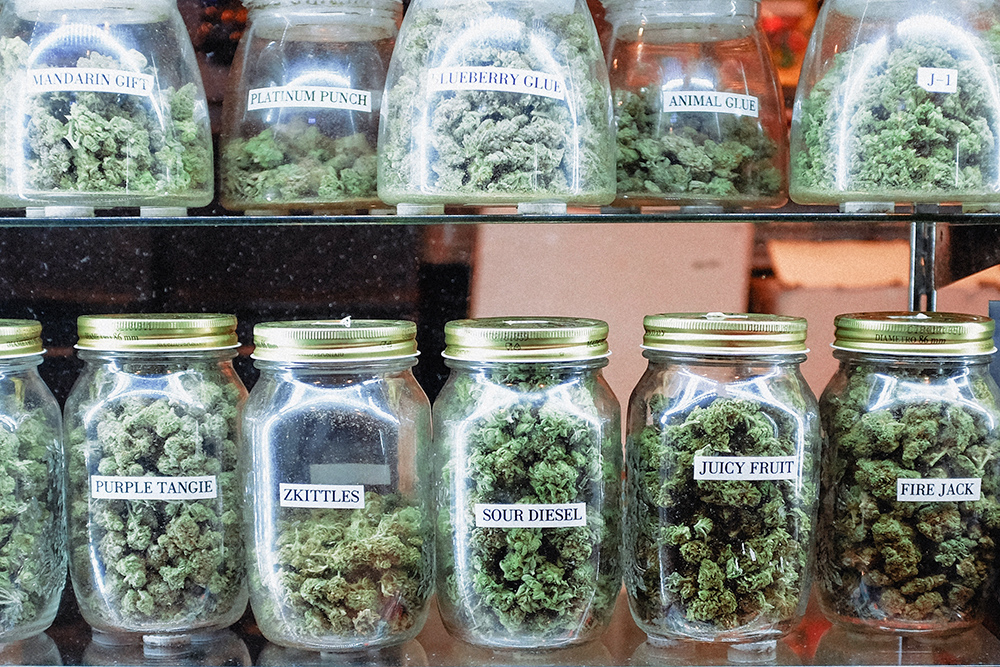 What Is The Best Way To Store Weed?
