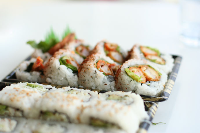 Sushi Restaurants Vancouver Downtown