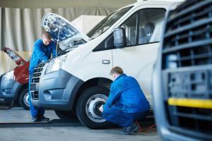 Repairing automobile
