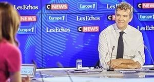 Arnaud Montebourg: «Je ne suis pas un Frexiter»