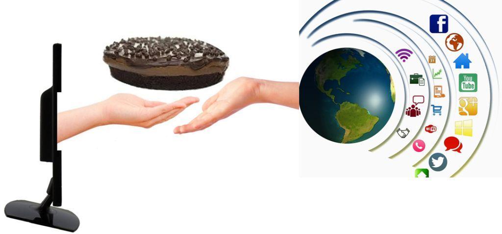 tu propia pagina web venta cake