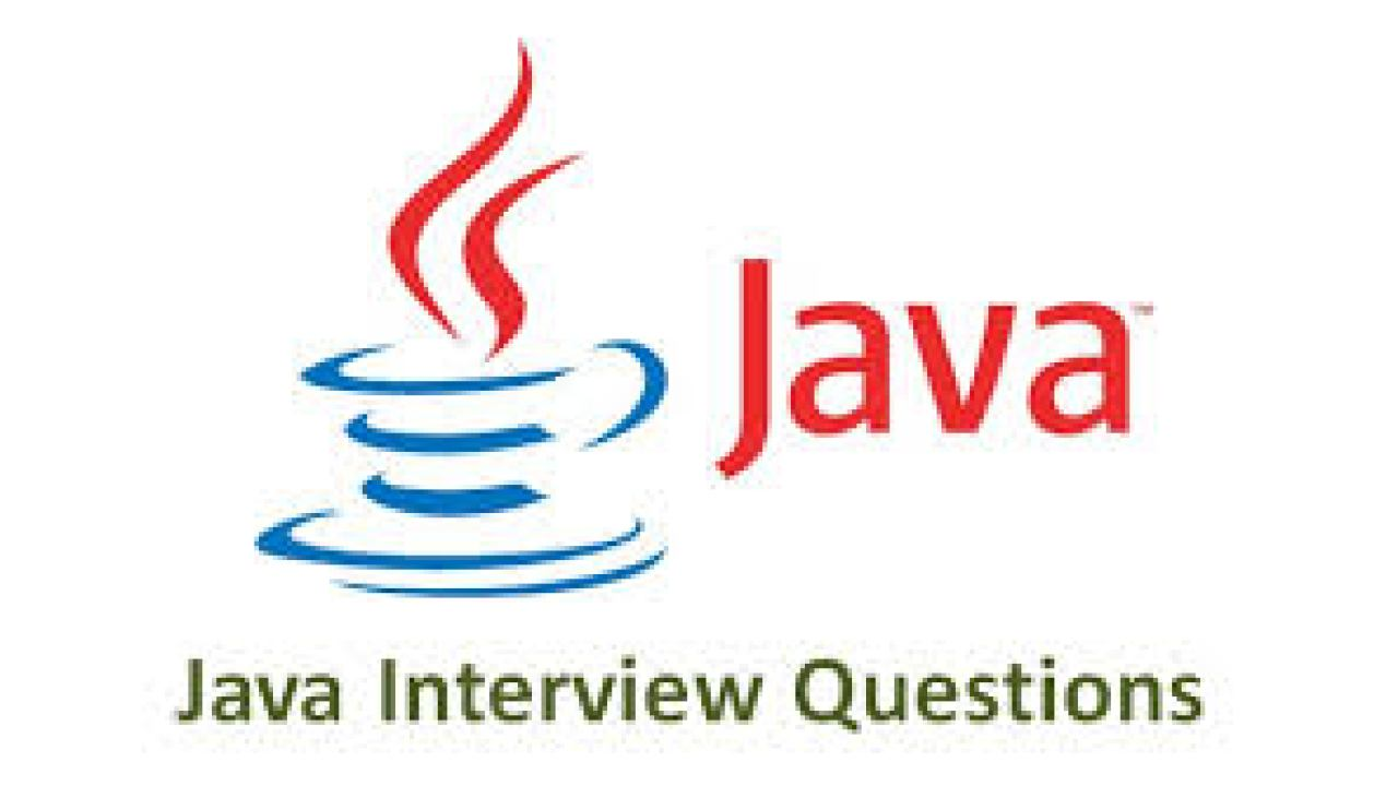 Core Java Interview Questions - Dinesh on Java