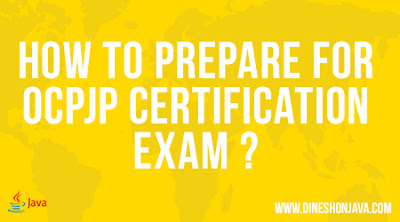 How to Prepare for OCPJP Certification Exam?