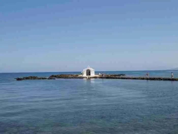 Ο Άγιος Νικόλαος στη Γεωργιούπολη Χανίων