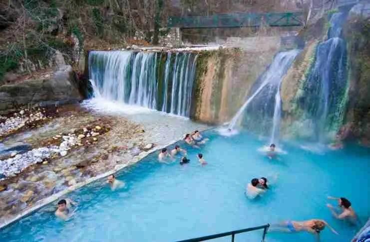 Κι όμως.. Αυτό το φυσικό Σπα βρίσκεται στην Ελλάδα!