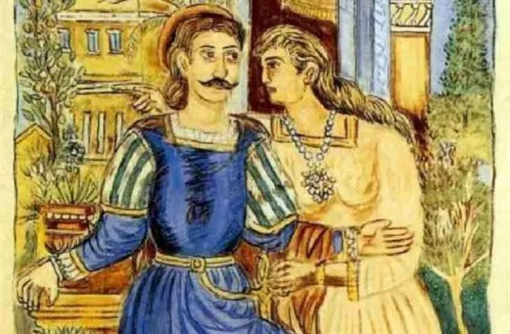 Ερωτόκριτος : Η όμορφη ιστορία αγάπης του Βιτσέντζου Κορνάρου που ερμήνευσε ο Ξυλούρης